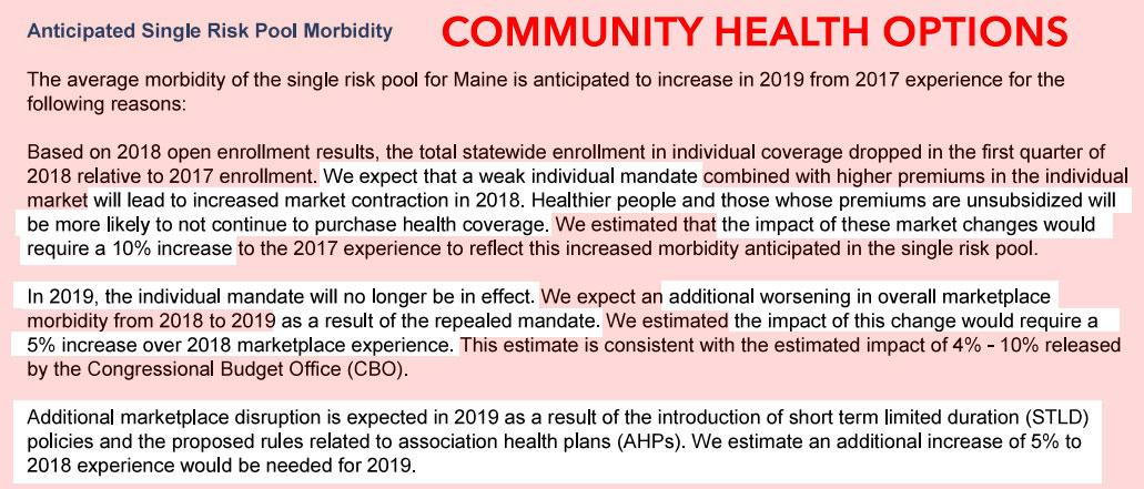 Poliquin's ACA Sabotage Leads to Increased Health Insurance Premiums