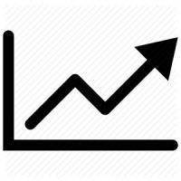 Rate Change Icon